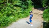 Hiking with Grandad