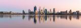 Perth Sunrises - April 2019