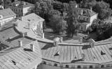 Pevcheskaya Bashnya, household buildings