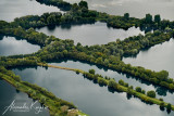 Cotswold Country Park Lake