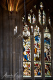St Mary Redcliffe Church (stained glass window)