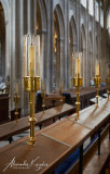 St Mary Redcliffe Church (interior)
