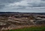 Amber quarry.