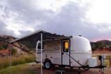 Campsite at Palo Duro