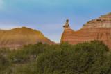 Hoodoo on Lighthouse trail