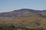McDonald Observatory from Davis Mountains St Part