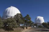 McDonald Observatory 107 and 82 telescopes
