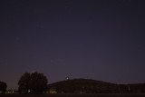 Early evening at McDonald Observatory
