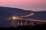 viaduct traffic