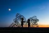 love statue, Hungary