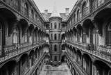 Budapest courtyard 2