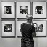 At the exhibition Vivian Maier