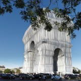 All my love to Jeanne-Claude and Christo (R.I.P.)