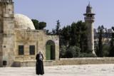 Jerusalem Muslim Quarter resident