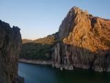 Gieren rots Salto del Gitano - Càseres - Spanje