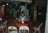 Mijn favoriete bar aan de Av.José Bonifácio