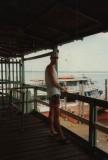 Met de boot naar Cotijuba