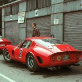 Ferrari 250 GTO chassis 3607 GT