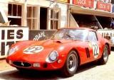 Ferrari 250 GTO chassis 3757 GT