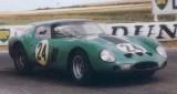 Ferrari 250 GTO chassis 4491 GT