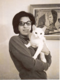 Hershel Our first cat 1965