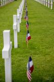 Cimetière de Colleville sur Mer - Normandie le 09 juin 2014-8255