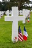 Cimetière de Colleville sur Mer - Normandie le 09 juin 2014-8265