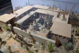 Adana Archaeological Museum Iron age Diorama of Cilician life 0290.jpg