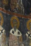 Gumusler Monastery Main apse Church father 1154.jpg