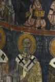 Gumusler Monastery Main apse Church father 1155.jpg