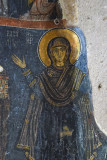 Gumusler Monastery Main apse Church father 1157.jpg