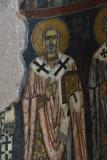 Gumusler Monastery Main apse Church father 1158.jpg
