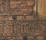 Middle Neo-Assyrian door