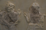 Istanbul Ancient Orient Museum Votive stele june 2019 2207.jpg