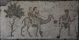 Istanbul Mosaic museum Dromedary ride june 2019 2469.jpg