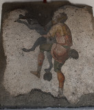 Istanbul Mosaic museum Hunter and dog june 2019 2505.jpg
