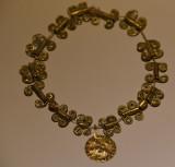 Ankara Anatolian Civilizations Necklace Gold june 2019 3234.jpg