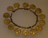 Ankara Anatolian Civilizations Necklace Gold june 2019 3249.jpg