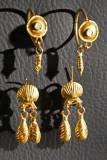Ankara Archaeology and art museum Earrings Gold 2019 3454b.jpg