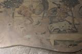 Urfa Haleplibahce Museum Achilles mosaic sept 2019 5117.jpg
