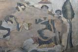 Urfa Haleplibahce Museum Achilles mosaic sept 2019 5123.jpg