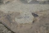 Urfa Haleplibahce Museum Achilles mosaic sept 2019 5124.jpg