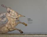 Urfa Haleplibahce Museum Achilles mosaic sept 2019 5126.jpg
