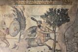 Urfa Haleplibahce Museum Achilles mosaic sept 2019 5138.jpg