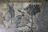 Urfa Haleplibahce Museum Achilles mosaic sept 2019 5156.jpg