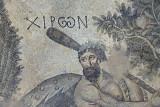 Urfa Haleplibahce Museum Achilles mosaic sept 2019 5158.jpg