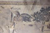 Urfa Haleplibahce Museum Achilles mosaic sept 2019 5159.jpg