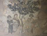 Urfa Haleplibahce Museum Achilles mosaic sept 2019 5163.jpg