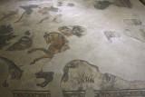 Urfa Haleplibahce Museum Hunting Amazons mosaic sept 2019 5173.jpg