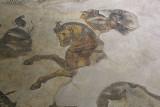 Urfa Haleplibahce Museum Hunting Amazons mosaic sept 2019 5175.jpg